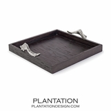 Matador Wooden Tray | Square