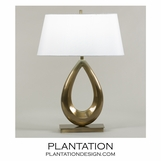 Colbie Brass Table Lamp | No. 2
