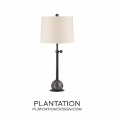 Stephen Table Lamp | Antiqued Bronze