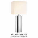 Rainier Table Lamp | Square