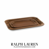 Hayden Leather Buckle Trays