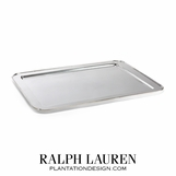 Durban Silver Tray | Extra-Large