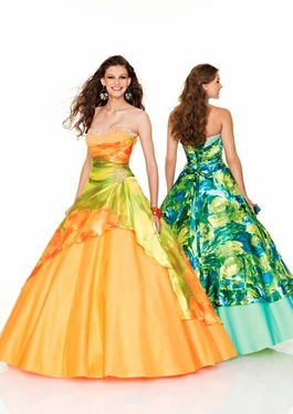 Mori Lee Prom Dress 8400