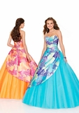 Mori Lee Prom Dress 8409