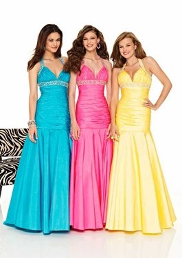 Mori Lee Prom Dress 8411