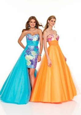Mori Lee Prom Dress 8418
