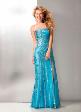 2012 Clarisse Sequin Prom Dress 17164