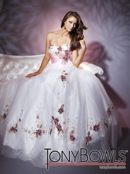 2012 Tony Bowls Prom Gown 112515