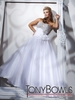 2012 Tony Bowls Sequin Ball Gown 112516