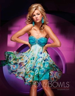 Tony Bowls Prom Dress 11150
