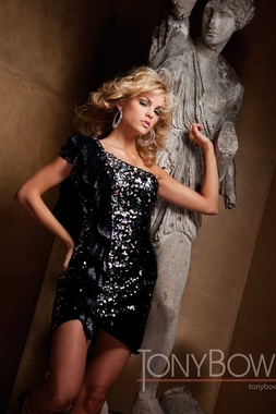 Tony Bowls Prom Dress 11186