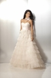 2012 Clarisse Tiered Ball Gown 17131