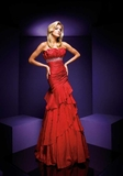 Paris Prom Dress 110712