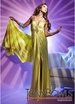 2012 Tony Bowls Long Yellow Prom Dress 112539