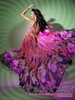 2012 Tony Bowls Pink Printed Prom Dress 112517