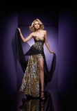 Paris Prom Dress 110767