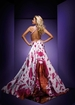 Paris Prom Dress 110730