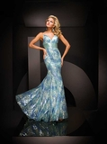 Paris Prom Dress 11085