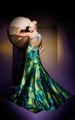 Paris Prom Dress 110738