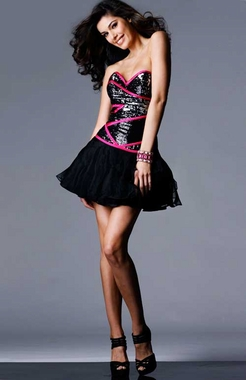Homecoming dress 1412