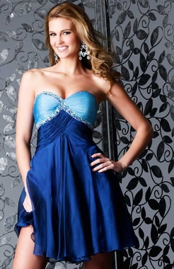 Homecoming dress 1416