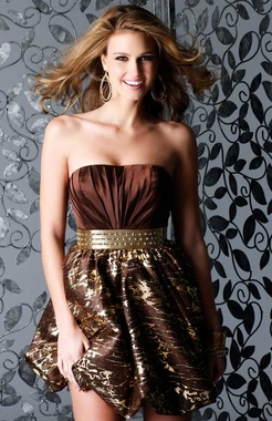 Homecoming dress 1406