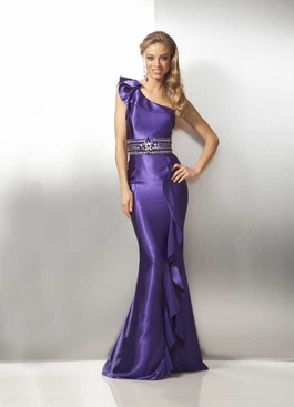 2012 Clarisse One-Shoulder Prom Dress 17108