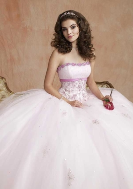 Quinceanera gown 86061