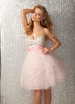 2012 Clarisse Short Tulle Prom Dress 17116