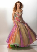 2012 Clarisse Best Selling Gown 17199