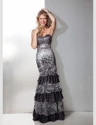 2012 Clarisse Sequin Dress 17207