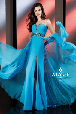 Sweetheart Alyce Gown 35529