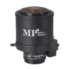 Fujinon FU2812MP3 CS Mount DC Auto Iris Megapixel Aspheric Lens 2.8-12mm