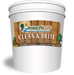 Clean and Brite Log Cleaner - 5 Gallons