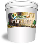 Strip and Brite Wood Stripper - 1 Gallon