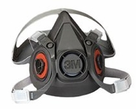 LARGE RESPIRATOR FACEPIECE ONLY 21619