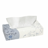ANGEL SOFT FLAT FACIAL TISSUE 2PLY WHITE 30/100