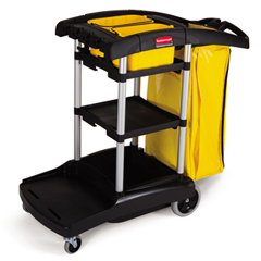 HYGEN™ High-Capacity Cleaning Cart