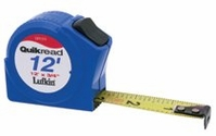 "LUFKIN 1""X 25' QUICKREAD POWER RETURN TAPE MEASURE"