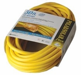 50' 12/3 POLAR SOLAR PLUS EXTENSION CORD SJEOW-