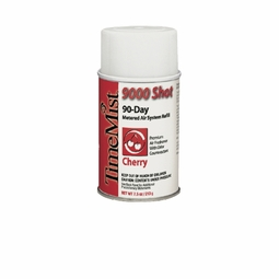9000 SHOT METERED AIR FRESHENER 7.5 OZ CHERRY 4 PER CASE