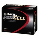 PROCELL INDUSTRIAL BATTERIES C-CELL ALKALINE