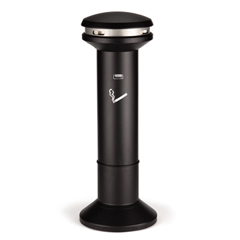 Infinity™ Ultra-High Capacity Outdoor Smoking Receptacle