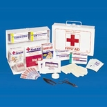 Nonmedicinal First Aid Kit, For up to 25 People