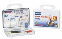 25 PERSON BULK FIRST AID KIT PLASTIC CASE