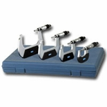 Outside Micrometer Set  0-4in.