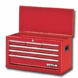 CABINET TOOL CHEST 6 DRAWER 26IN. SHOP SERIES