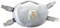 3M N100 PARTICULATE RESPIRATOR COOL FLOW
