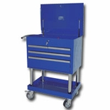QUIK2GETHER SER CART 4 DRAWER BLUE 3RD VERSION