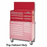 "CHEST 40"" 9 DRAWER BB-RED PRO MAXX"